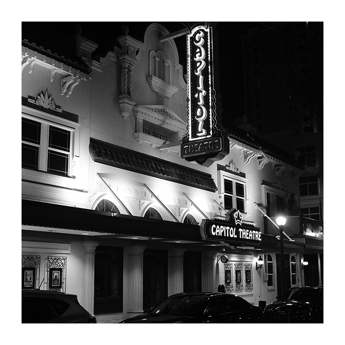 Capitol Theatre Clearlake Florida