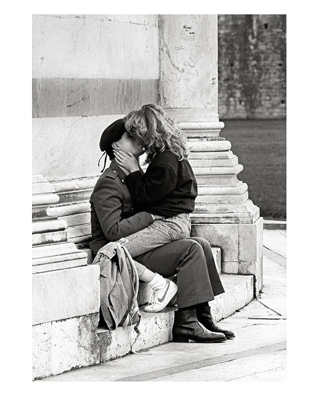 Kiss Pisa
