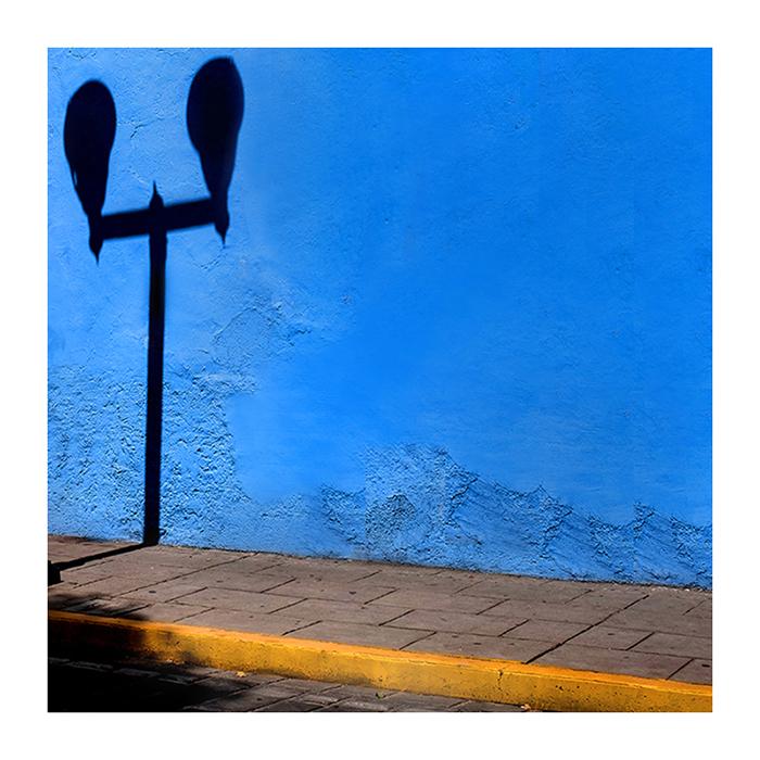 Lamp Post Oaxaca
