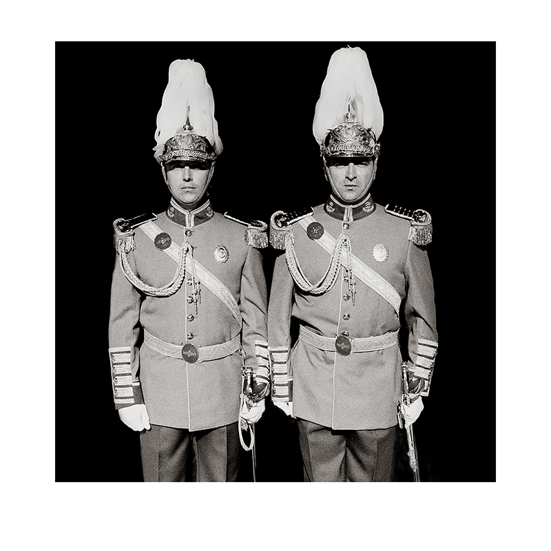 Two Soldiers Spain